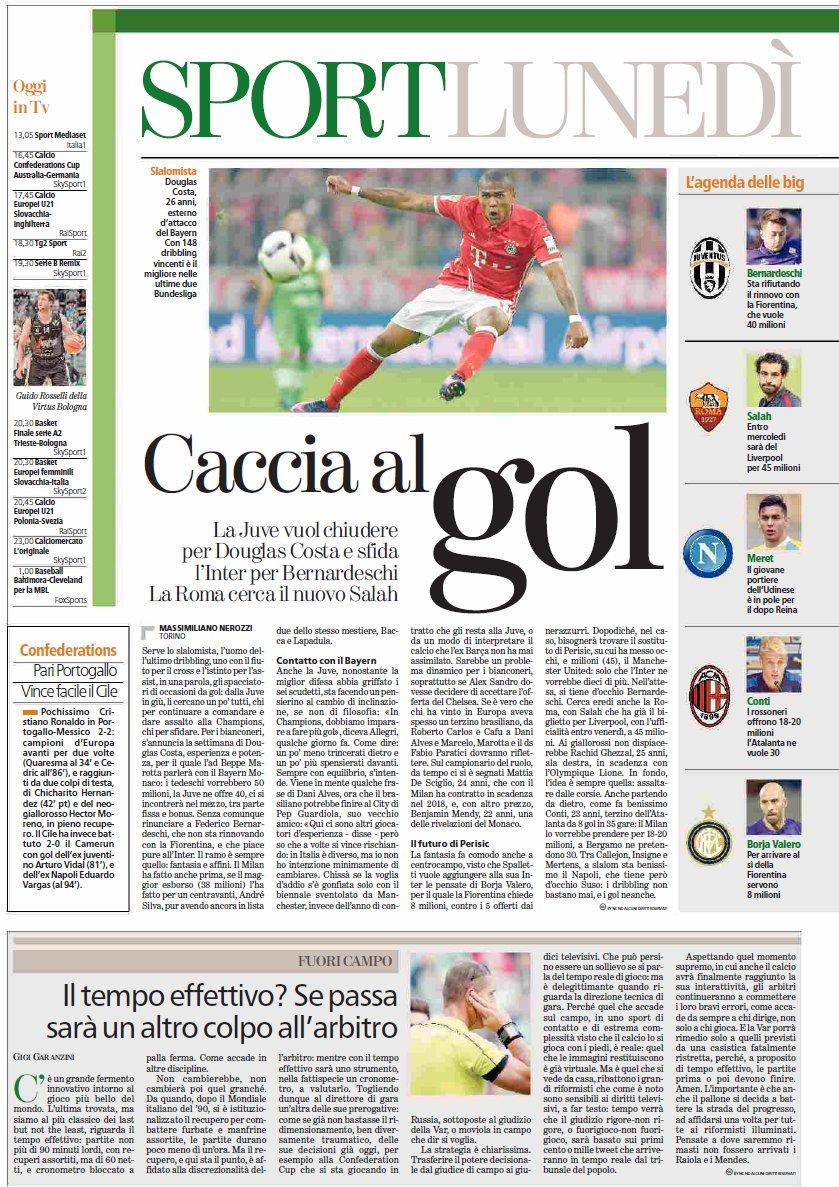 صحيفة لاستامبا الايطالية