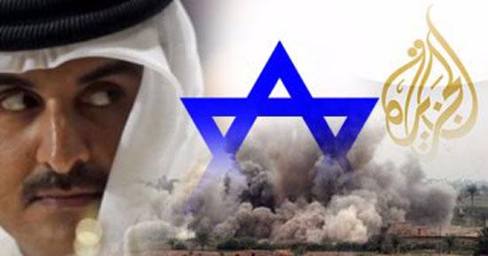 17-الجزيرة-القطرية-فى-خدمة-إسرائيل