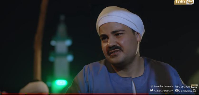 عمرو صحصاح فى مسلسل طاقة نور (4)