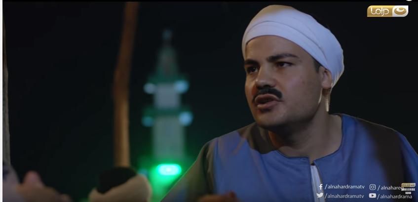 عمرو صحصاح فى مسلسل طاقة نور (3)