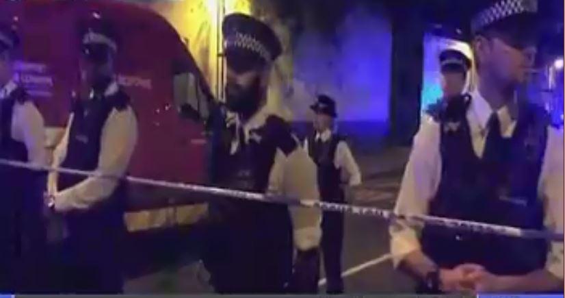 حادث دهس لندن (3)