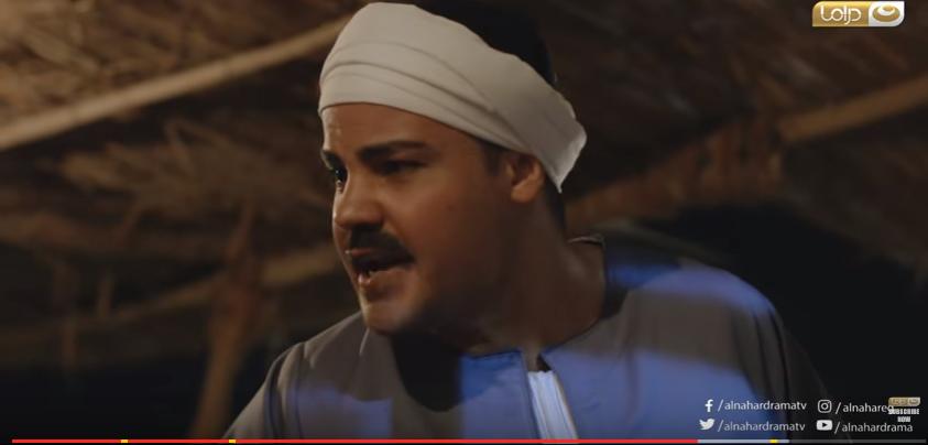 عمرو صحصاح فى مسلسل طاقة نور (5)