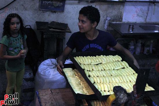 تسوية--كعك-العيد-في-الأفران-القديمة----تصوير-محمد-عوض--(21)