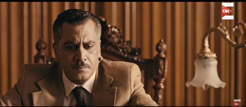 ياسر المصرى فى دور عبد الناصر