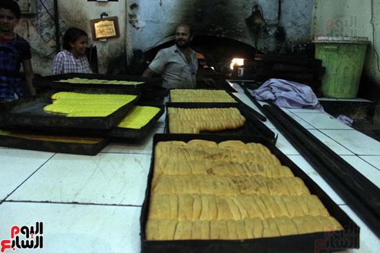 تسوية--كعك-العيد-في-الأفران-القديمة----تصوير-محمد-عوض--(12)