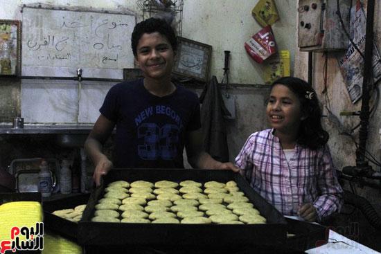 تسوية--كعك-العيد-في-الأفران-القديمة----تصوير-محمد-عوض--(17)