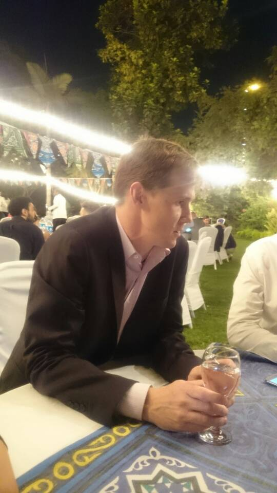 السفير البريطانى بالقاهرة