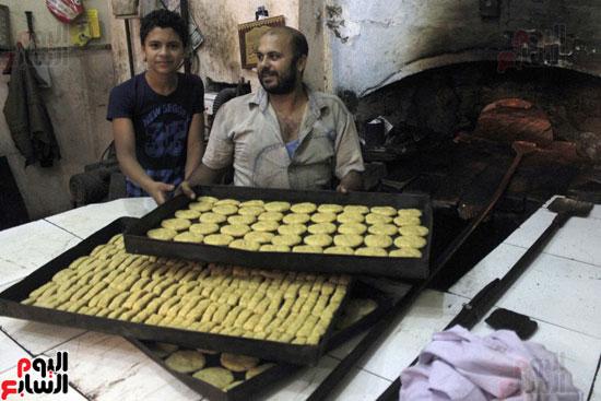 تسوية--كعك-العيد-في-الأفران-القديمة----تصوير-محمد-عوض--(5)