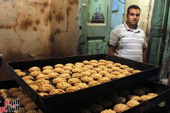 تسوية--كعك-العيد-في-الأفران-القديمة----تصوير-محمد-عوض--(6)