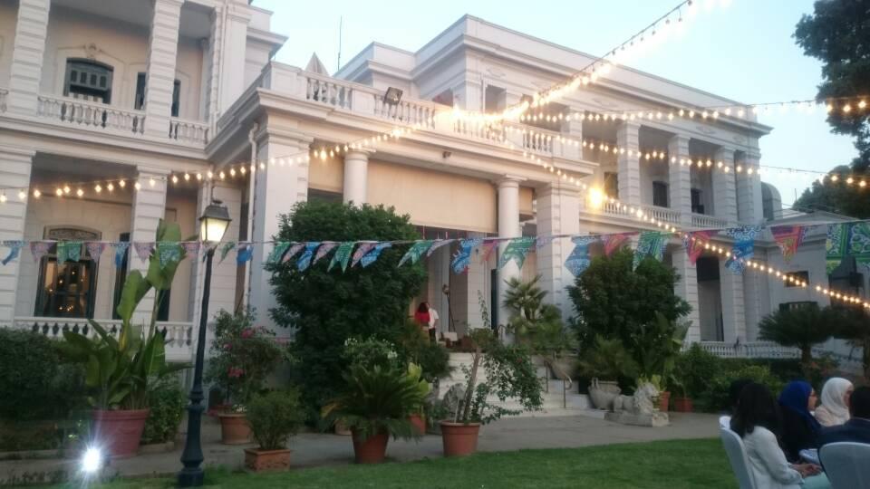 احتفال السفارة البريطانية برمضان