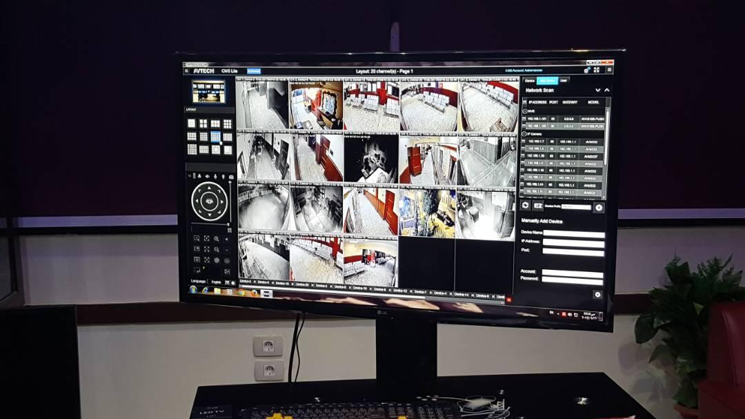 مرور قنا يعلن تركيب كاميرات مراقبة بمكاتب التراخيص (1)