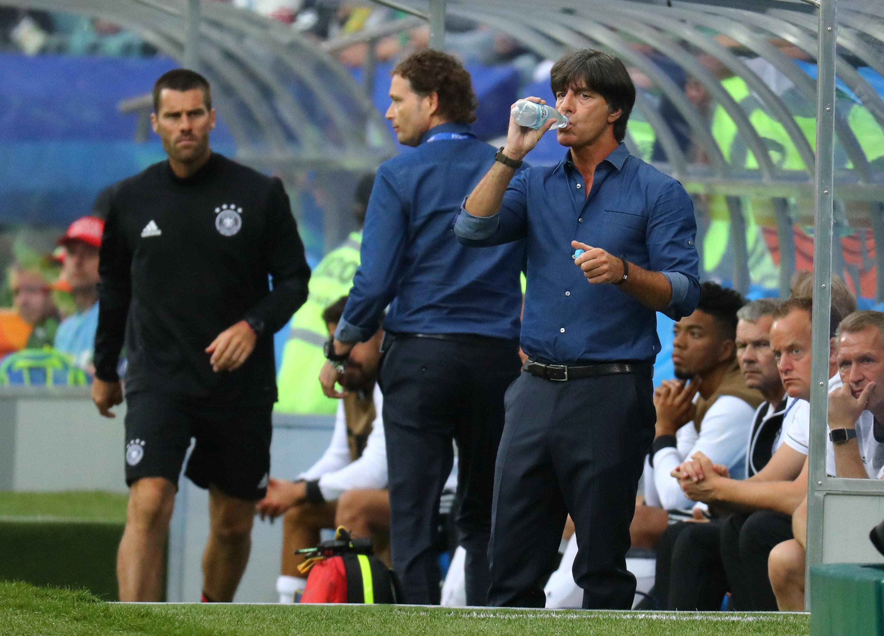 يواكيم لوف مدرب ألمانيا
