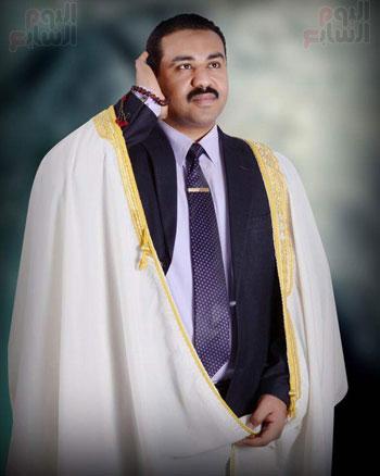 الدكتور أحمد ابو الوفا الصعيدى