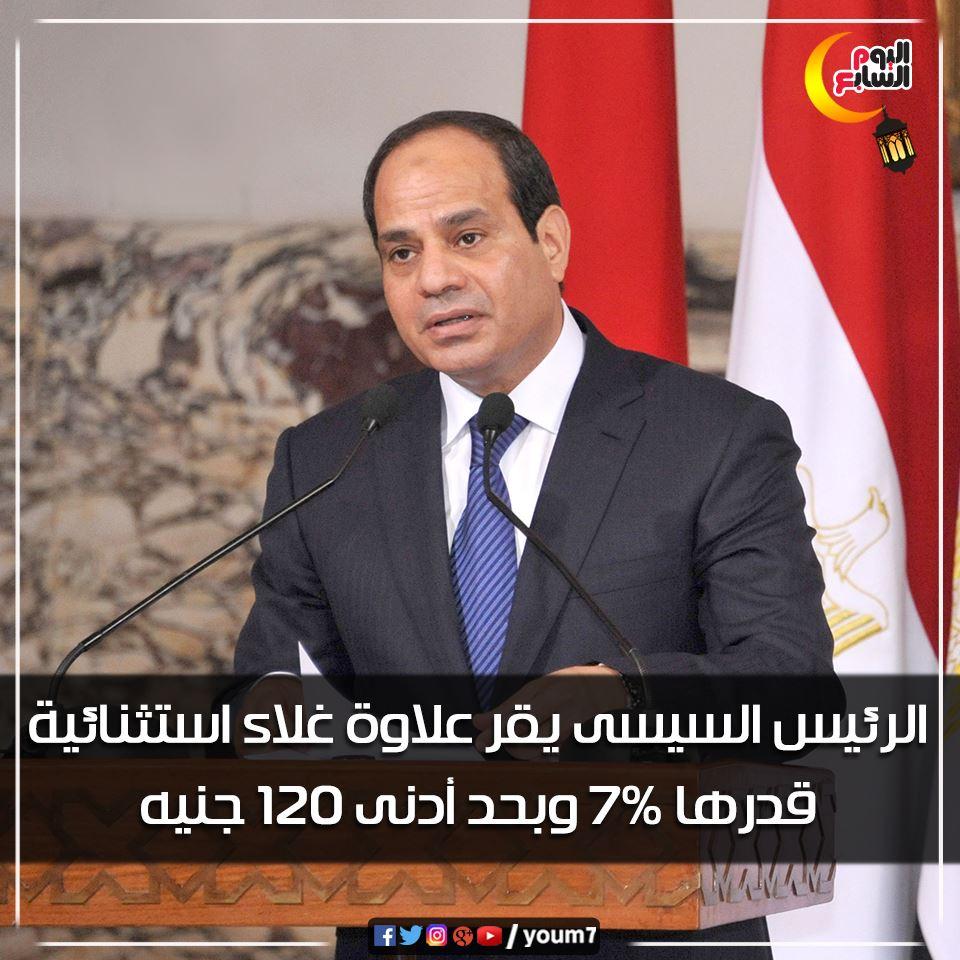 عيديه الرئيس السيسى للمصريين (5)