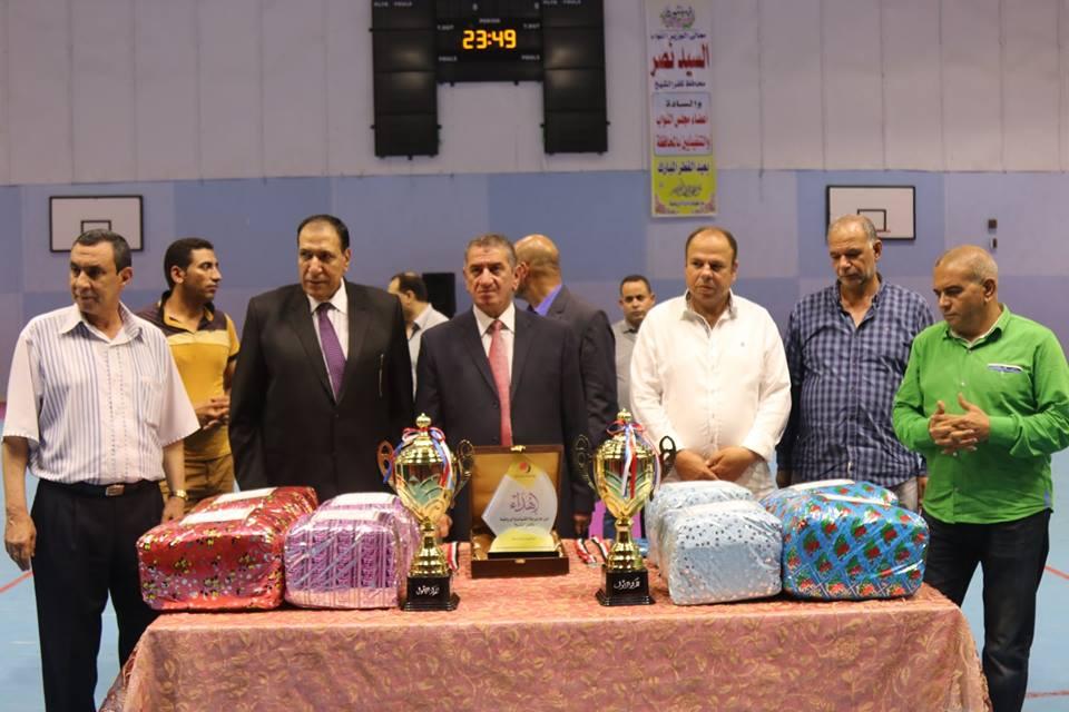 5- تكريم الفائزين