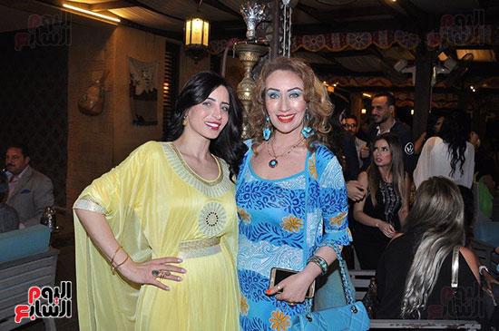 الوزراء ونجوم الفن والإعلام فى سحور المنتج ياسر سليم (57)