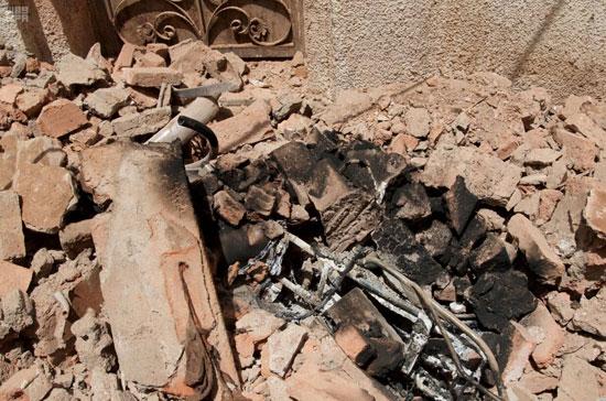 آثار-التفجير