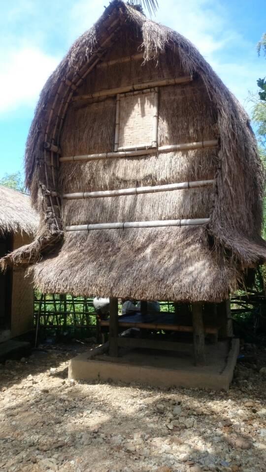 قرية قبيلة الساساك
