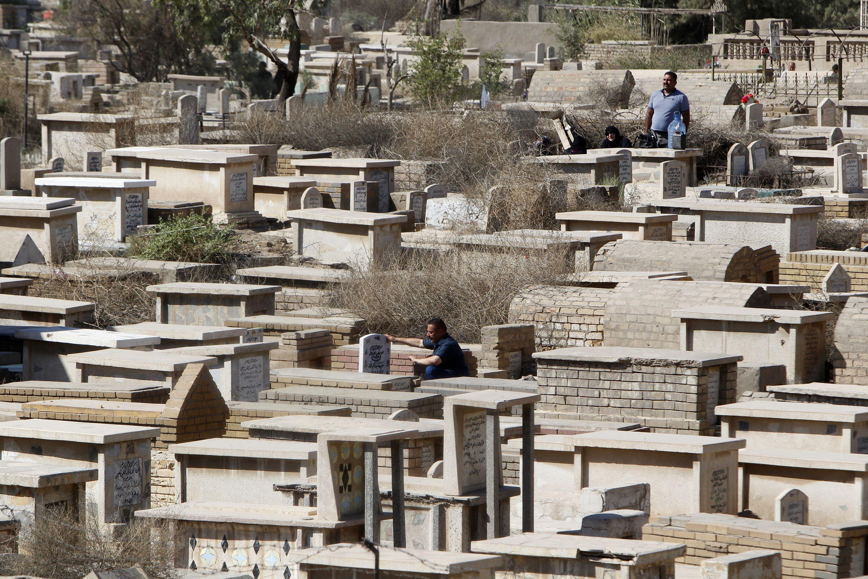 مقابر العراقيين