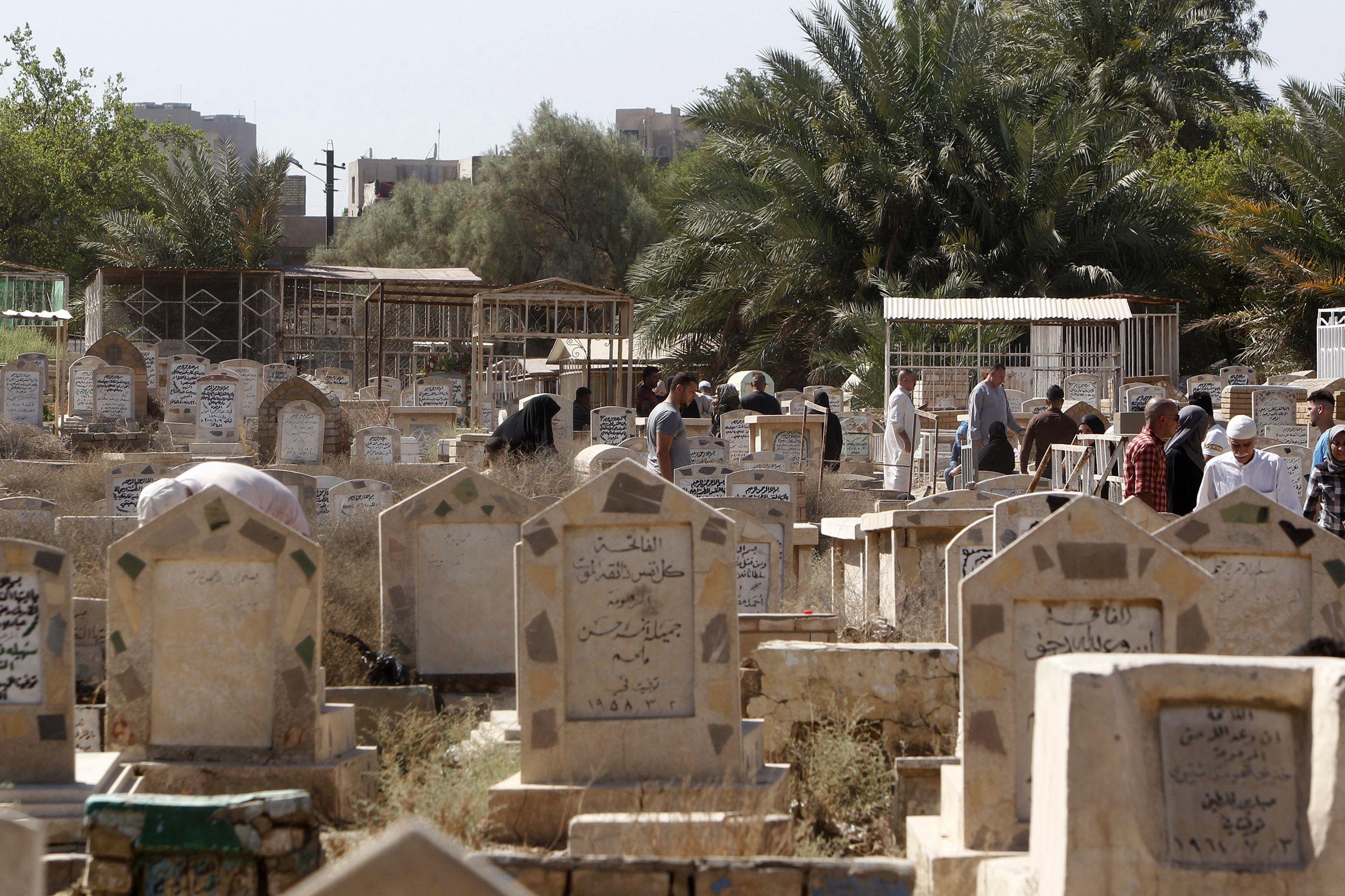 المقابر العراقية