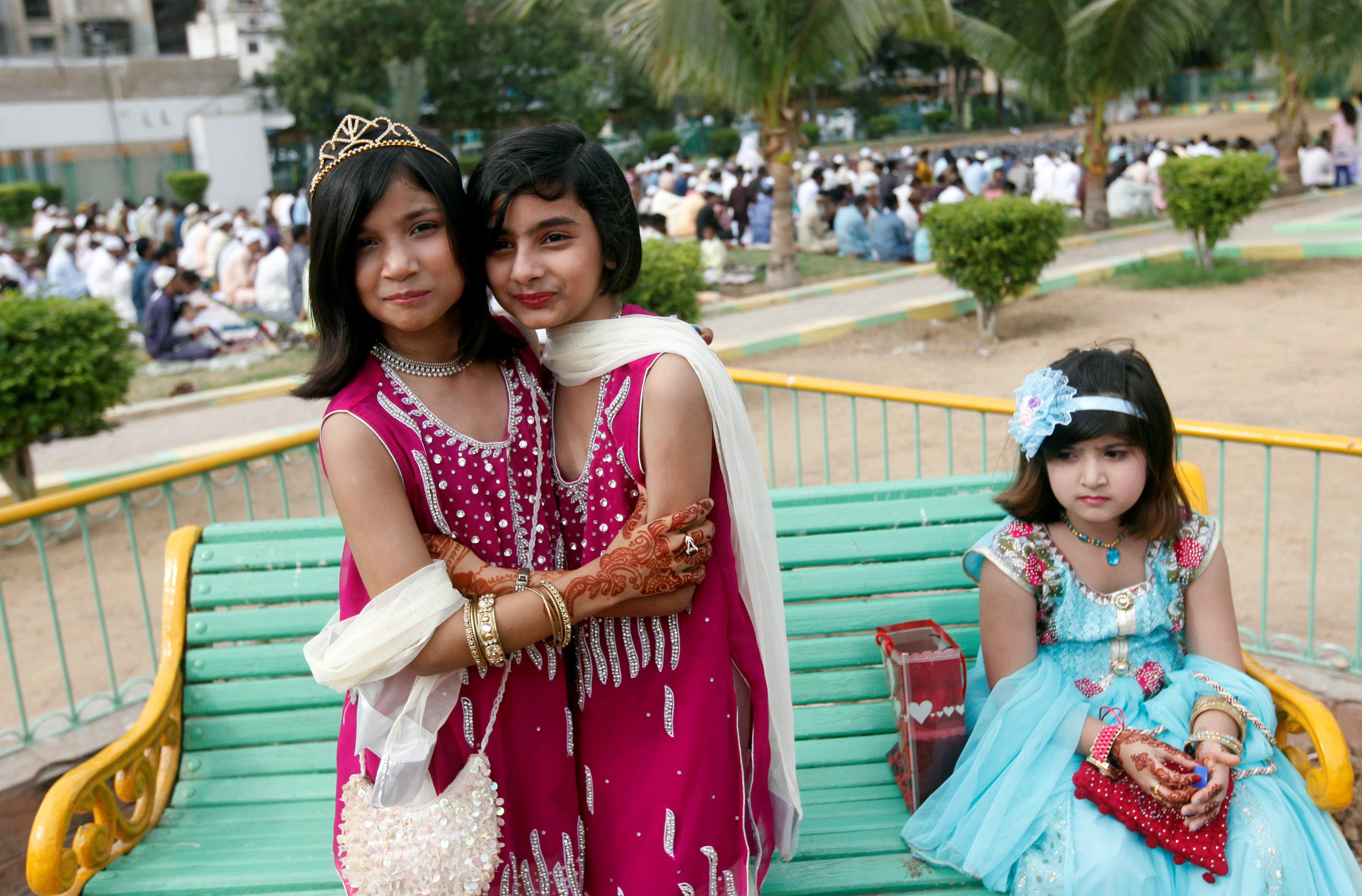 فتيات باكستان