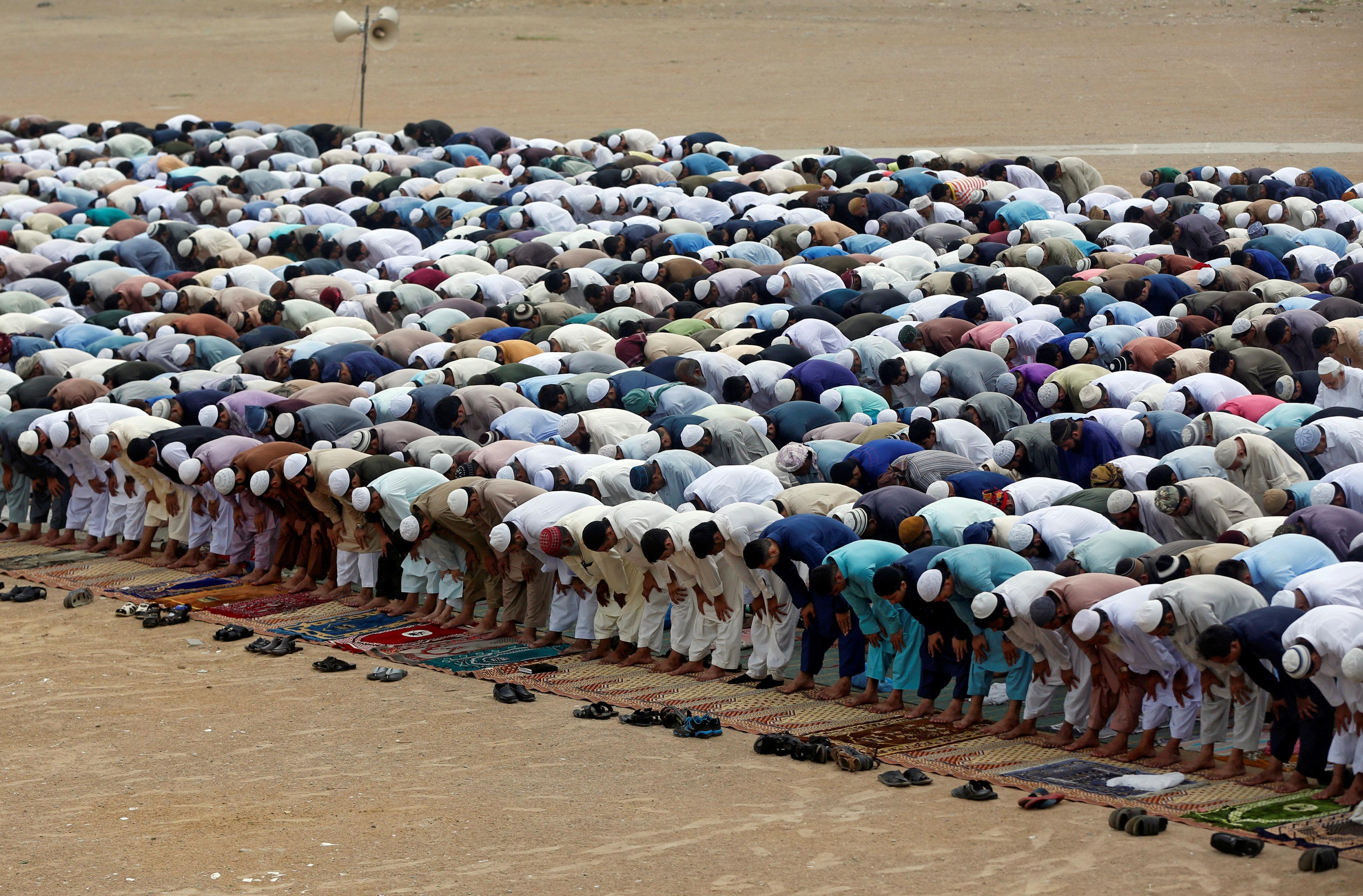 العيد فى باكستان