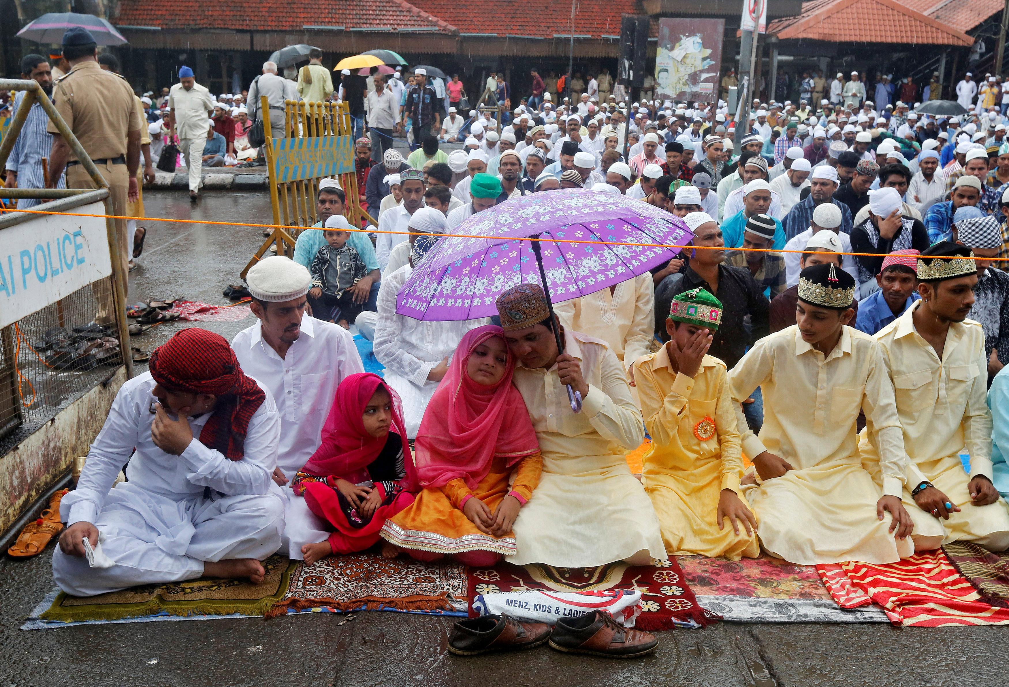 العيد فى الهند