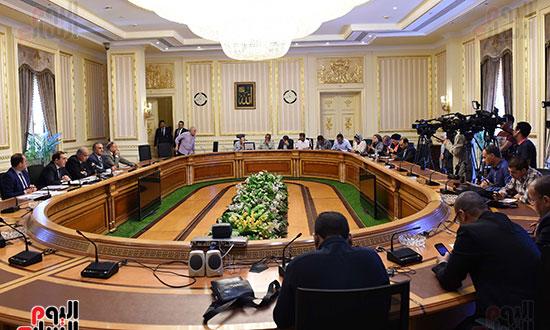 مؤتمر صحفى لرئيس الوزراء (7)