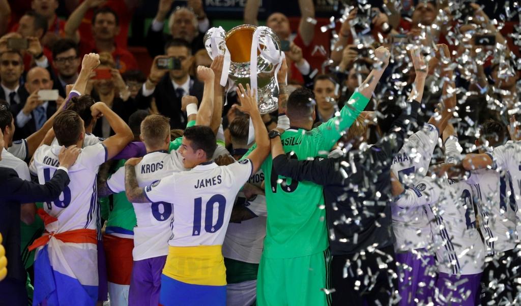 احتفالية ريال مدريد