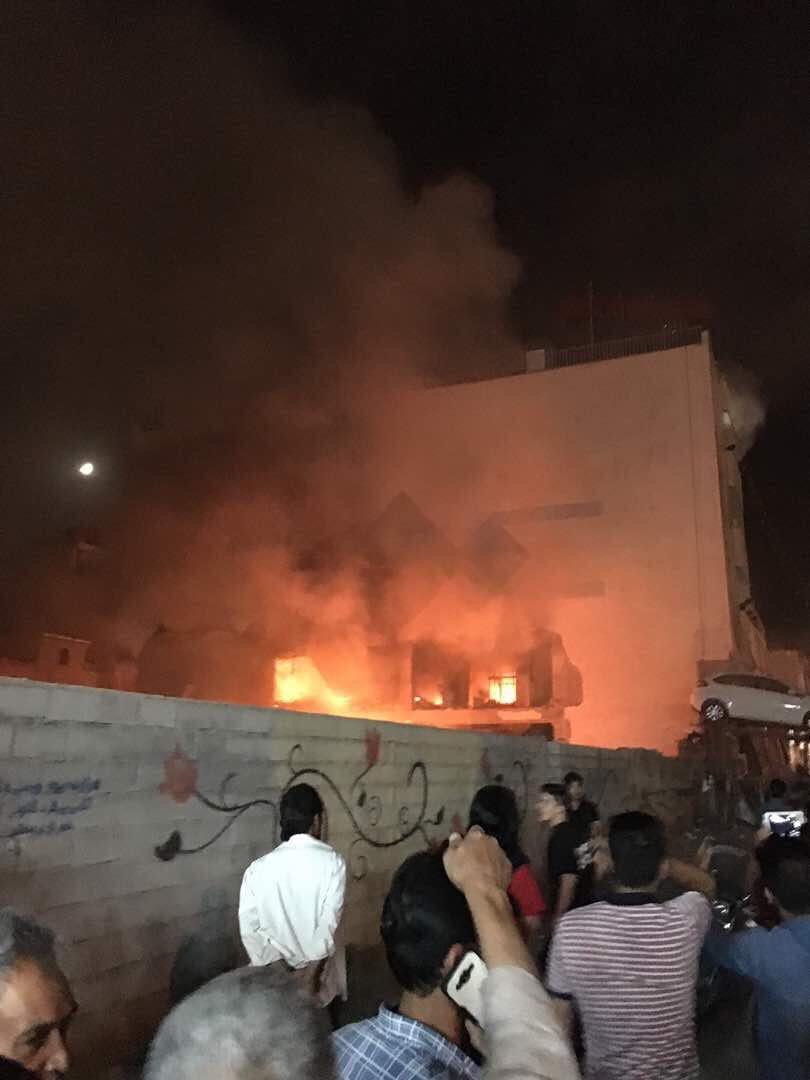 صور الإنفجار