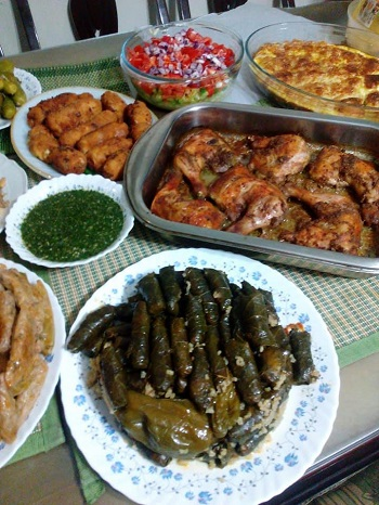 علم العقاقير يرتجف طرد سفرة رمضان في مصر Comertinsaat Com