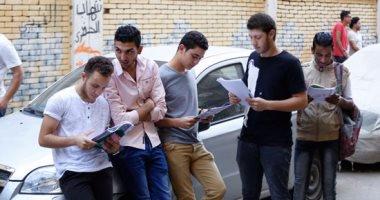 3- 593 ألف طالب بالثانوية العامة يبدأون امتحان العربى فى 1642 لجنة بالجمهورية