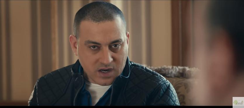 دياب في دور امين الشرطة في مسلسل كلبش