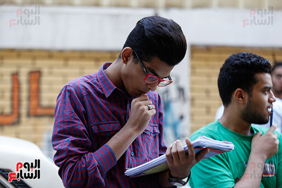 امتحانات الثانوية العامة (2)