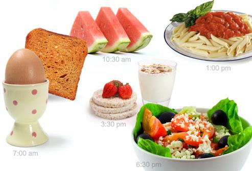 طعام صحى