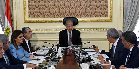 اجتماع المجموعه الاقتصادية (1)