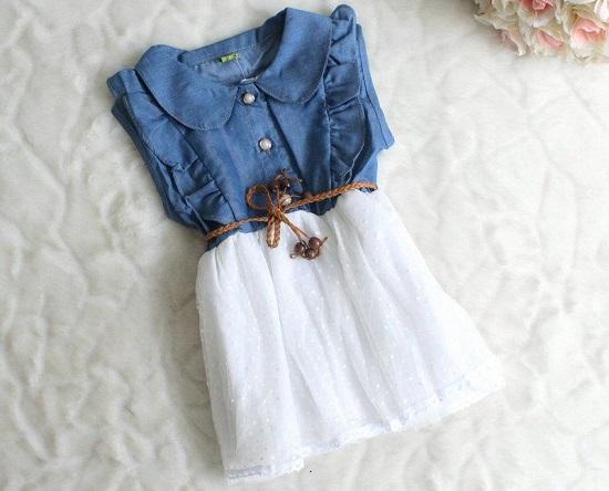 c8217d182dc26 قواعد اختيار ملابس اطفال مناسبة للصيف.. من الأقمشة للألوان - اليوم ...