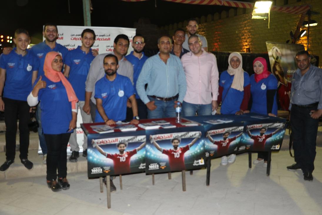 جمهور الجمالية يشارك السباعية والأقصر في احتفالات رمضان (22)