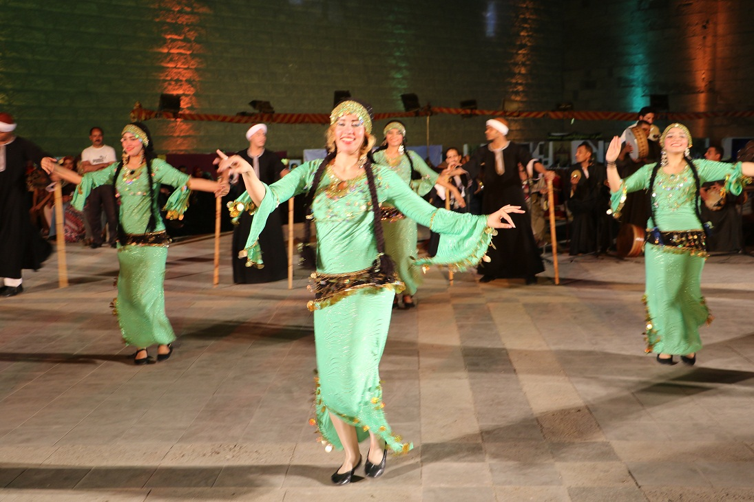 جمهور الجمالية يشارك السباعية والأقصر في احتفالات رمضان (6)