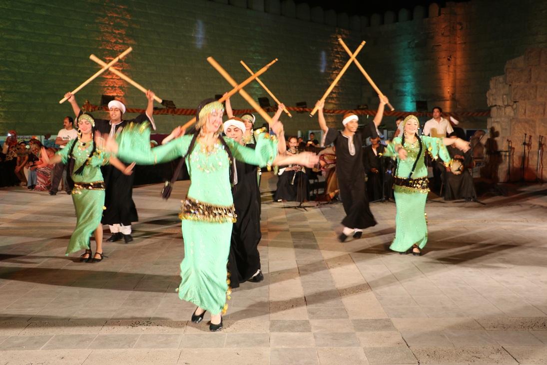 جمهور الجمالية يشارك السباعية والأقصر في احتفالات رمضان (5)