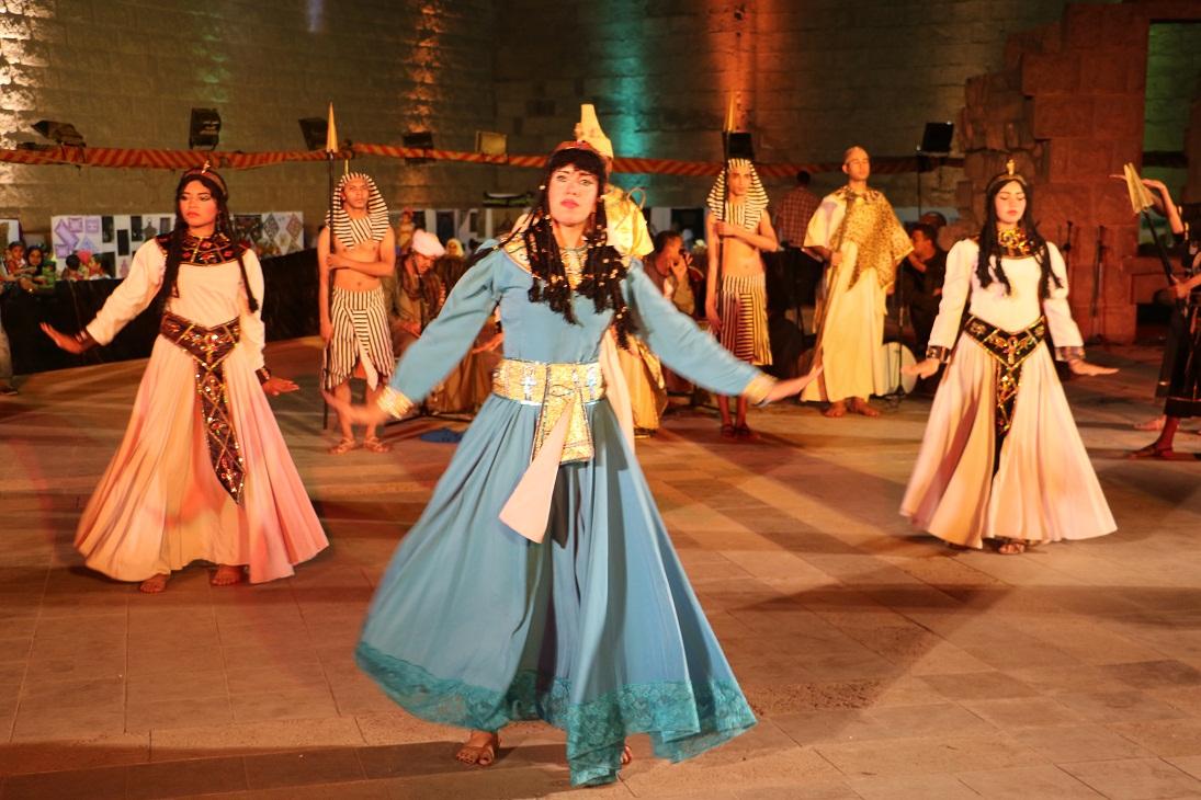 جمهور الجمالية يشارك السباعية والأقصر في احتفالات رمضان (1)