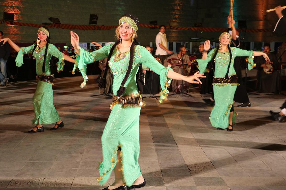 جمهور الجمالية يشارك السباعية والأقصر في احتفالات رمضان (4)