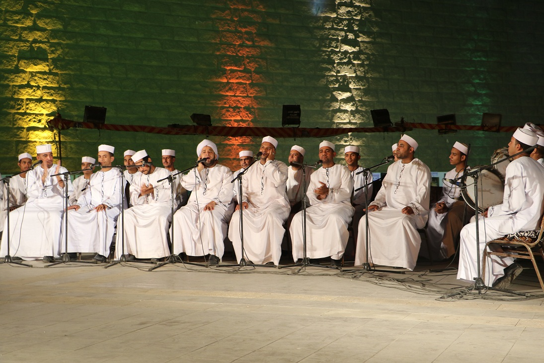 جمهور الجمالية يشارك السباعية والأقصر في احتفالات رمضان (23)