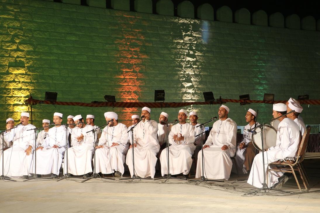 جمهور الجمالية يشارك السباعية والأقصر في احتفالات رمضان (24)