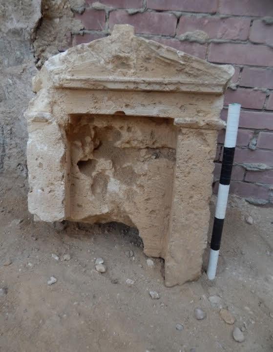 اكتشاف مقبرة تعود لعصر الهيلنستى فى الإسكندرية (4)