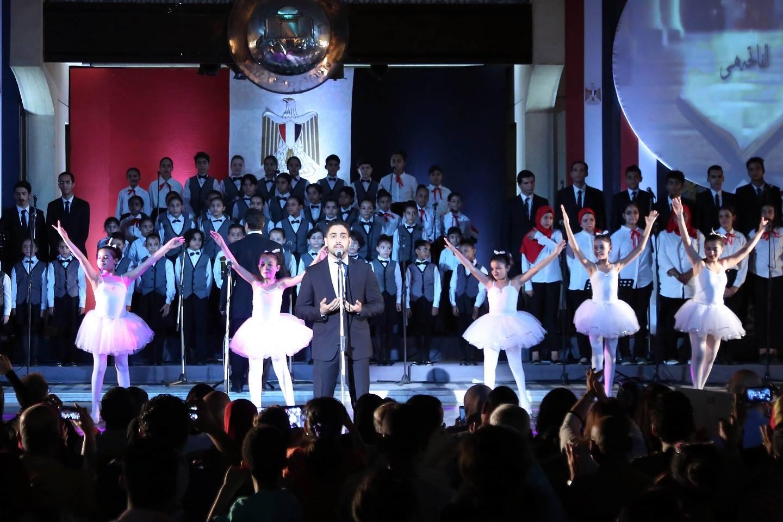احتفالات دار الاوبرا بـ 30 يونيو (2)