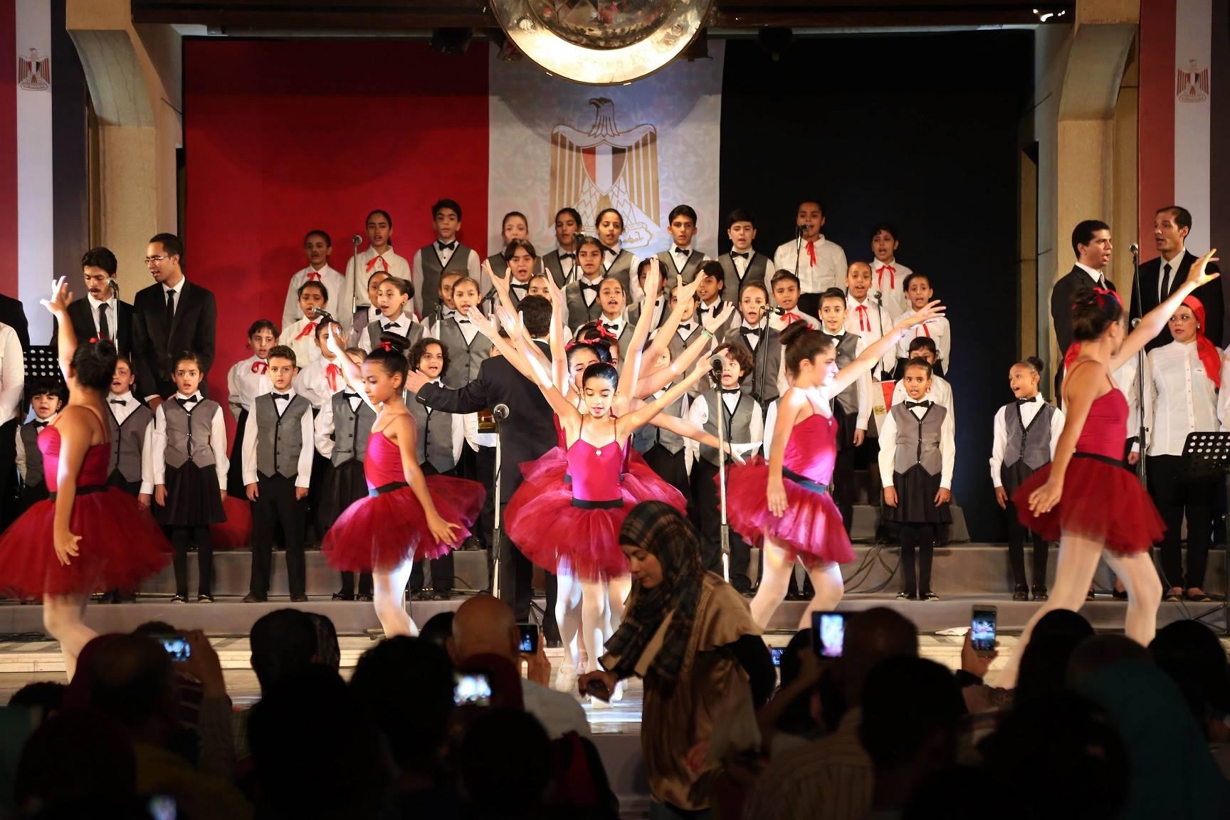 احتفالات دار الاوبرا بـ 30 يونيو (4)