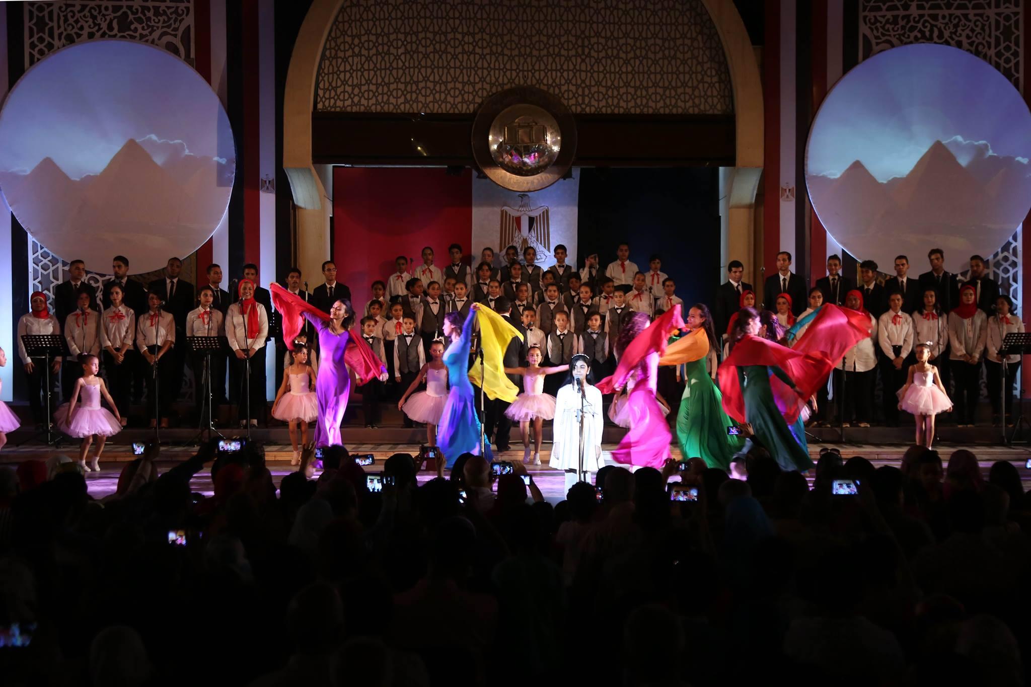 احتفالات دار الاوبرا بـ 30 يونيو (6)
