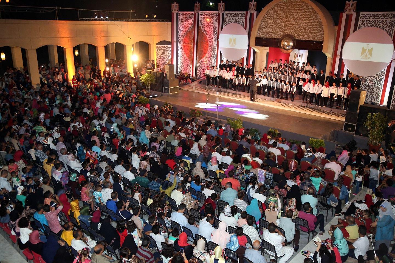احتفالات دار الاوبرا بـ 30 يونيو (3)