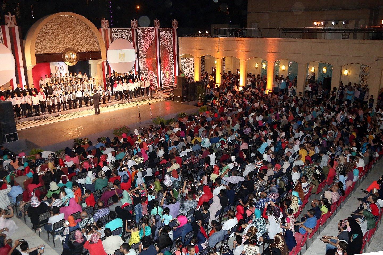 احتفالات دار الاوبرا بـ 30 يونيو (7)